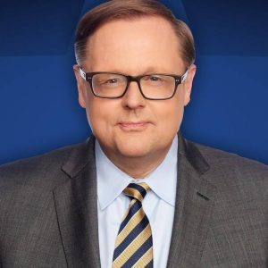 Todd Starnes at COJ for christian law organization