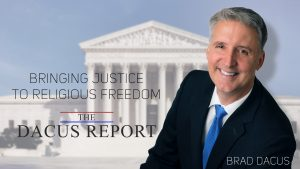 Dacus Report Radio for religious freedom organization